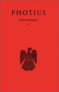 Bibliothèque, tome 2