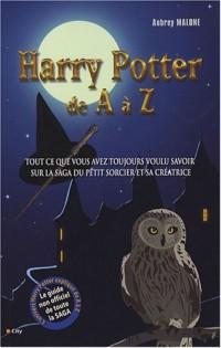 Harry Potter de A à Z