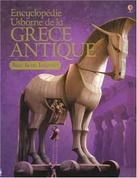 Encyclopédie Usborne de la Grèce Antique : Avec liens Internet