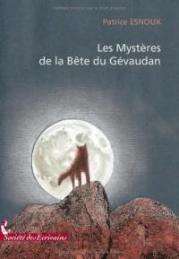 LES MYSTERES DE LA BETE DU GEVAUDAN