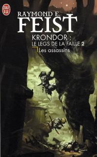 Krondor : Le Legs de la Faille, Tome 2 : Les assassins
