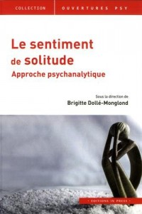 Le sentiment de solitude : Approche psychanalytique
