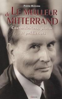 Le meilleur de Mitterrand