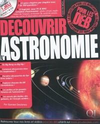 Découvrir l'Astronomie (1Cédérom)