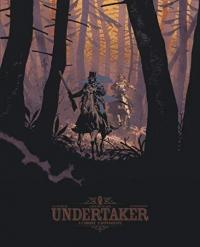 Undertaker - tome 4 - L'Ombre d'Hippocrate - édition bibliophile