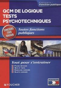 QCM de logique tests psychotechniques