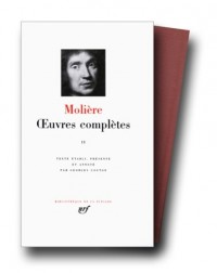 Molière : Oeuvres complètes, tome 2