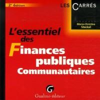 L'essentiel des Finances publiques communautaires