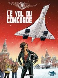 Gilles Durance Tome 3: Le vol du concorde