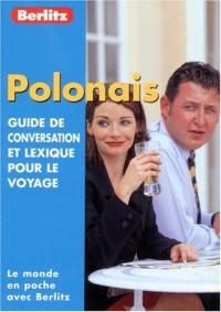 Guide de conservation et lexique pour le voyage : Polonais