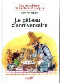 Les aventures de Pettson et Picpus - Le gâteau d'anniversaire