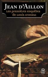 Les Premieres Enquêtes de Louis Fronsac [Poche]