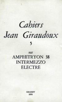 Sur Amphitryon 38, Intermezzo, Électre