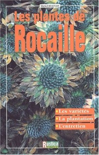 Plantes de rocaille