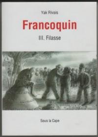 Aventures du general francoquin tome 3 filasse