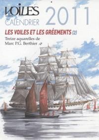 Calendrier 2011 voiles et voiliers
