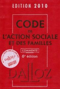 Code de l'action sociale et des familles : Commenté