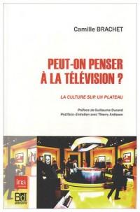 Peut-on penser à la télévision ? : La Culture sur un plateau