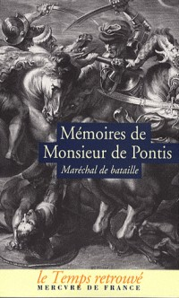 Mémoires de Monsieur de Pontis