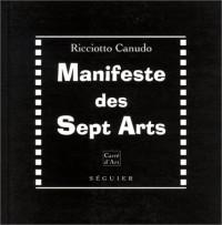 Manifeste des sept arts