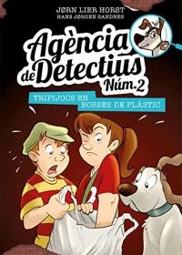 Agència de Detectius Núm. 2 - 8. Tripijocs en bosses de plàstic
