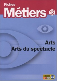 Arts - Arts du spectacle