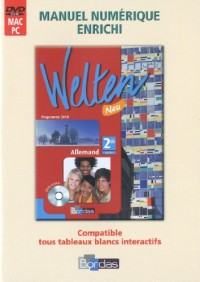 MVPI ADOPT WELTEN NEU 2DE 2010 Livre scolaire
