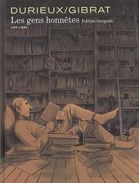 Les Gens Honnêtes, L'Intégrale - tome 1 - Les gens honnêtes