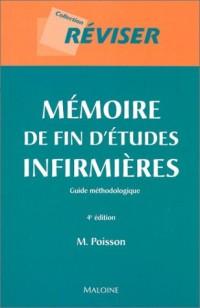 Mémoire de fin d'études infirmière : Guide méthodologique