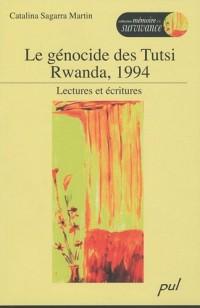 Le génocide des Tutsi, Rwanda, 1994 : Lectures et écritures