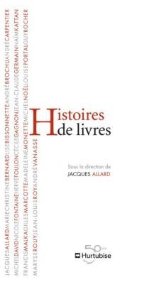 Histoires de Livres