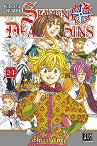 Seven Deadly Sins T24 Edition limitée