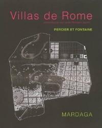 Villas de Rome