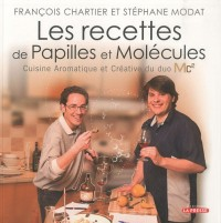 Les recettes de Papilles et Molécules