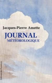 JOURNAL METEOROLOGIQUE
