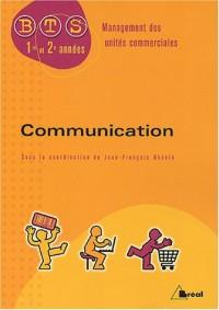Communication BTS MUC 1e et 2e années