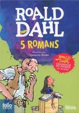 Coffret Roald Dahl - Édition Anniversaire Telerama