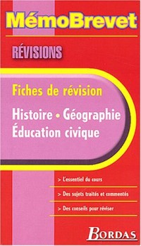 MEMO BREVET REVISION HIST.GEOGRAPHIE    (Ancienne Edition)