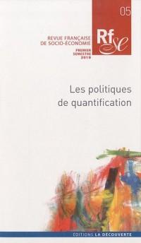 Les politiques de quantification (05)