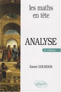 Analyse, Les maths en tête