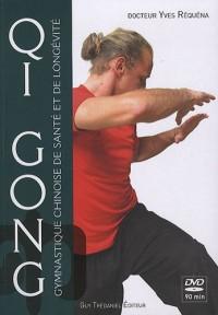 Qi Gong : Gymnastique chinoise de santé et de longévité (1DVD)