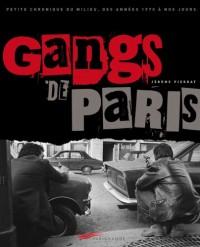 Gangs de Paris : Petit chronique du milieu, des années 1970 à nos jours