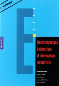 Electrotechnique automatique