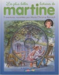 Les plus belles histoires de Martine, Tome 3 : Un univers familier (1CD audio)