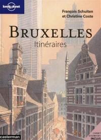 Bruxelles, itinéraires