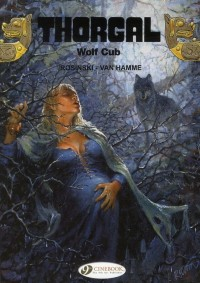 Thorgal - tome 8 Wolf club (08)