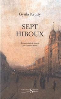 Sept hiboux