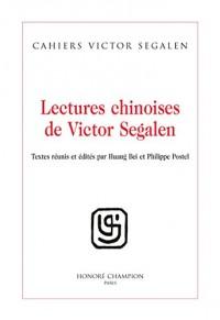 Lectures chinoises de Victor Segalen.