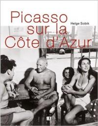 Picasso Sur la Cote d Azur