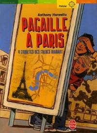 Pagaille à Paris : 4 enquêtes des Frères Diamant